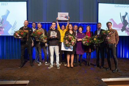 winnaar Edese cultuurprijs